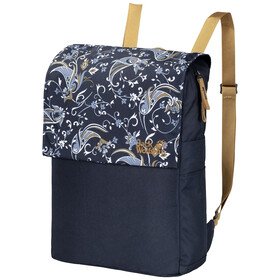 Jack Wolfskin Lynn Laptop Backpack Women midnight blue all over